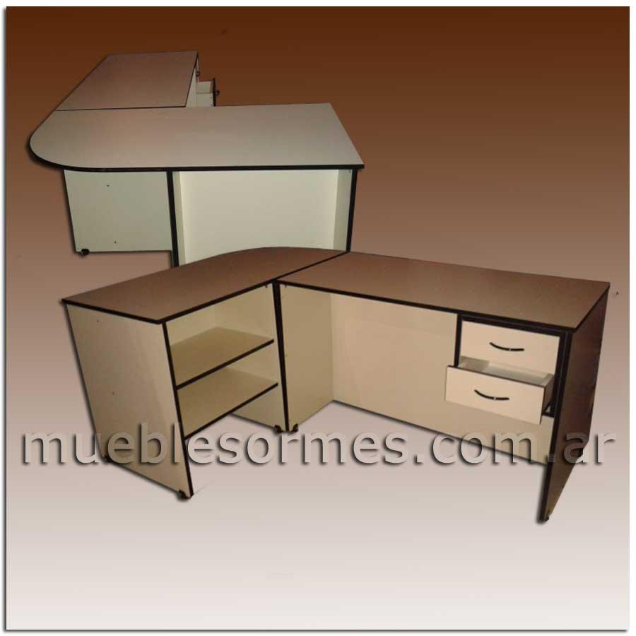 Muebles de madera escritorio a medida - Muebles de madera a medida ...